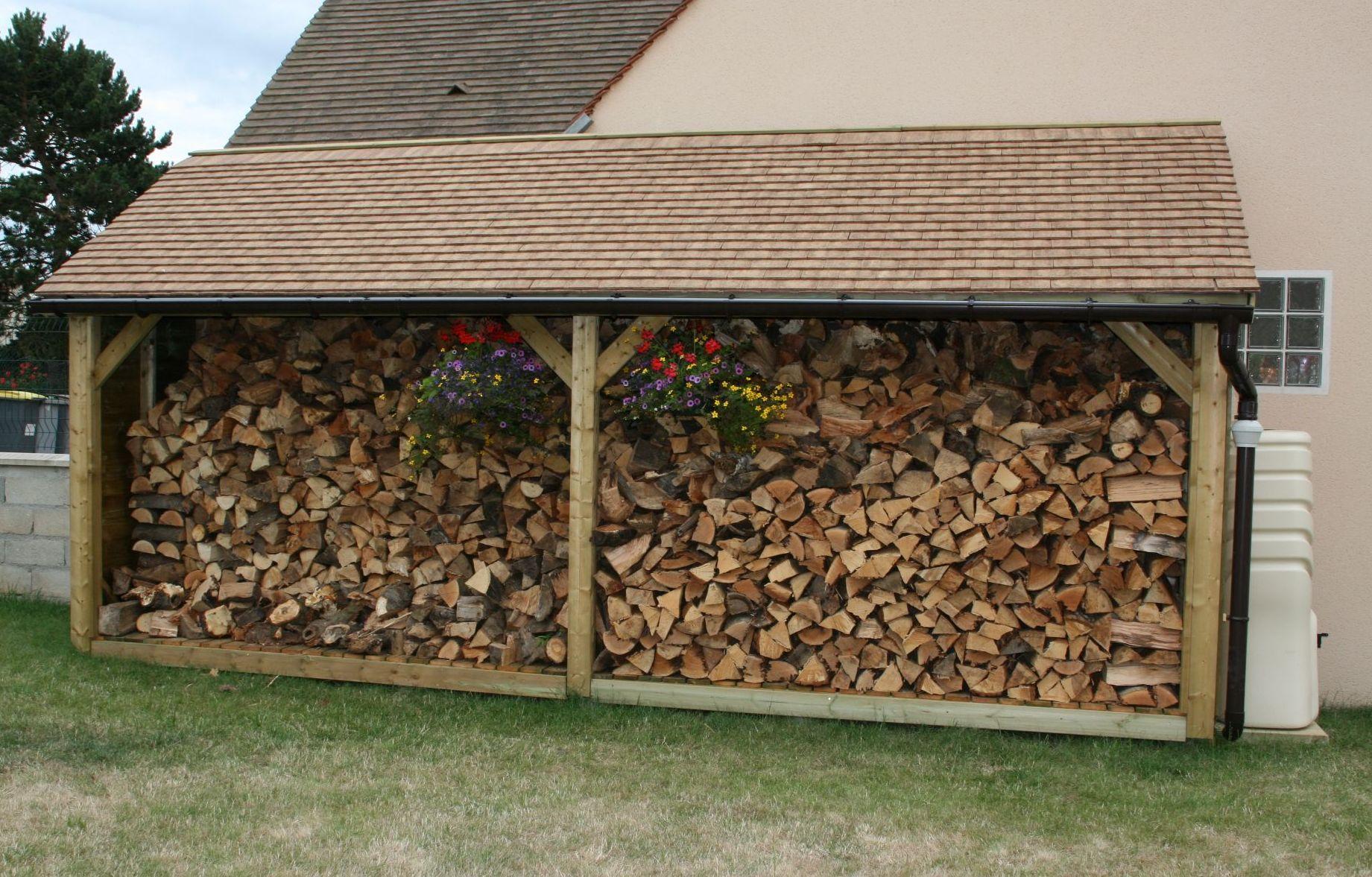 Abri de bois Cabanes abri jardin