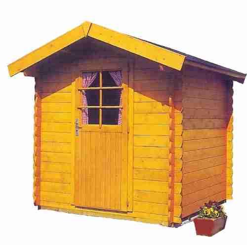 ABRI BOIS Abri de jardin en bois kit prêt à monter