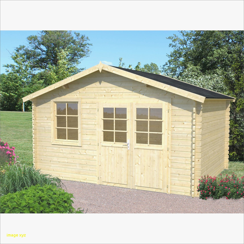 Abri De Jardin En Beton En Kit Charmant Garage Bois En Kit