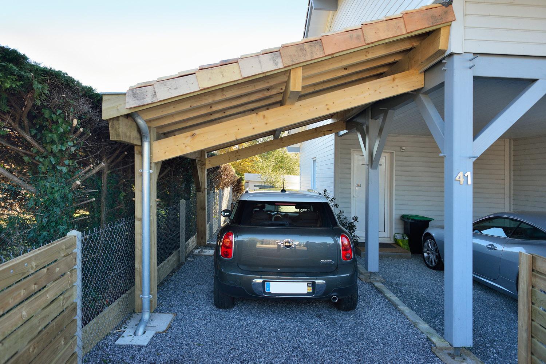 extension abris de voiture Construction de maisons en