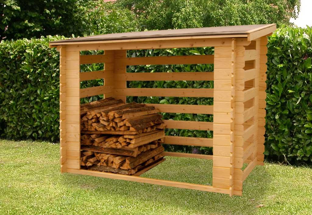 Protéger son bois de chauffage Mobilier de jardin