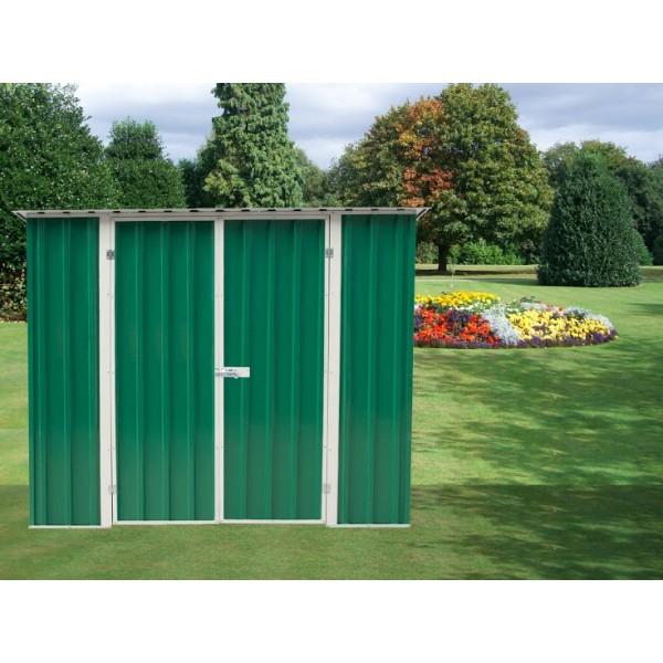 Abri de jardin métal toit 1 pente 2 25m2 Achat Vente