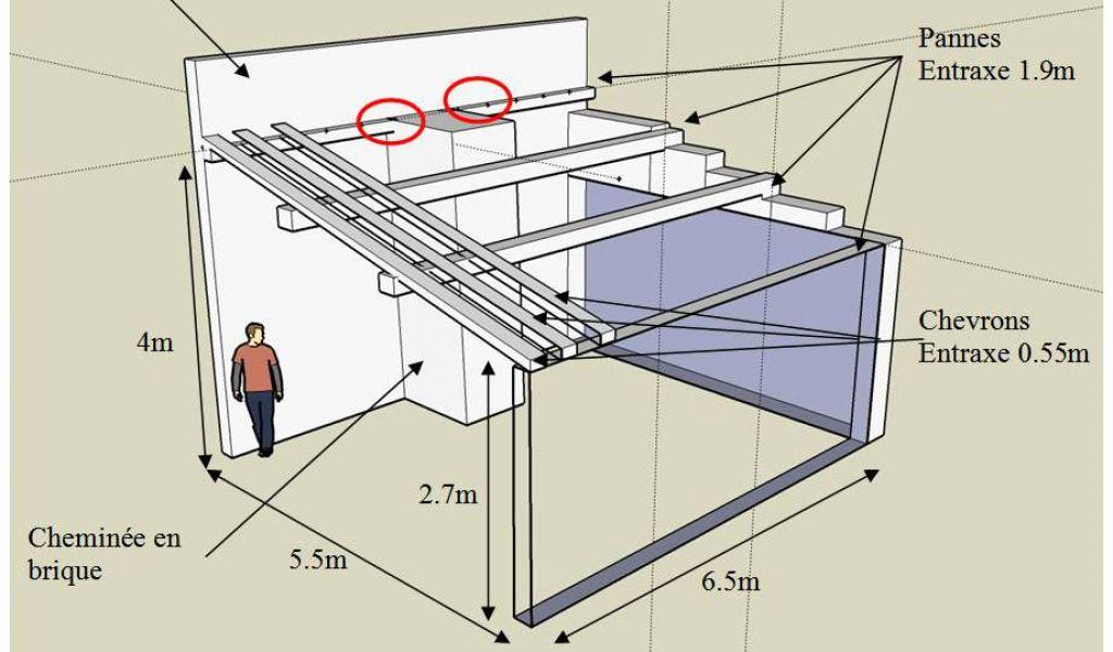Plan Abri De Jardin 1 Pente Élégant Construire Une