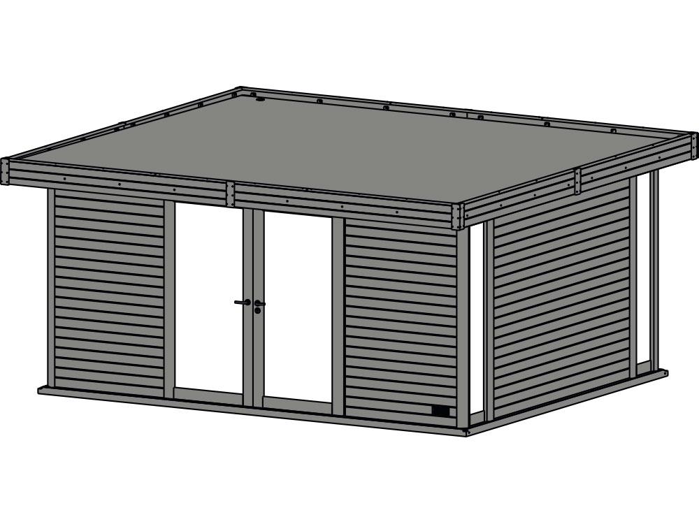 Abri De Jardin 20m2 Concept