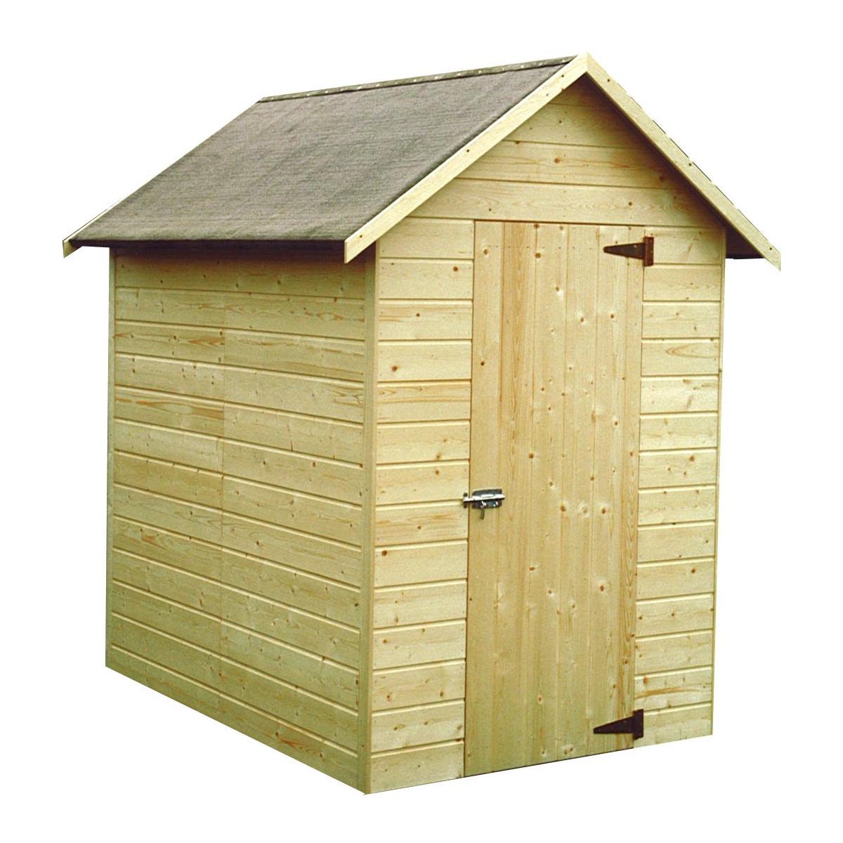 Cabane de jardin en bois pas cher