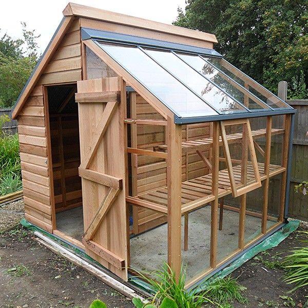 Fabriquer Un Abri De Jardin En Bois Pas Cher Pour