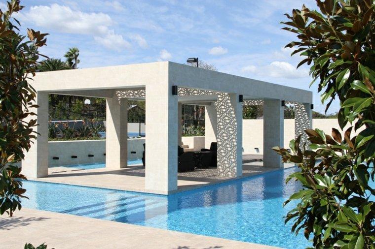 gazebo abri jardin design piscine rollingstone landscapes