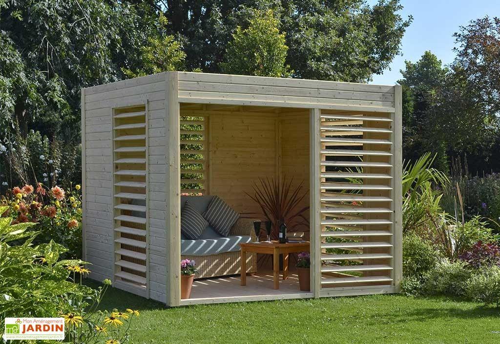 Abri De Jardin Design Abri De Jardin Bois Design 19mm Arty 264x256x223cm
