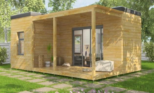 Abri De Jardin En Kit Concept