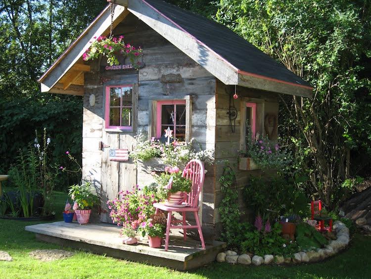 ment Construire son abri de jardin en bois – astuces et