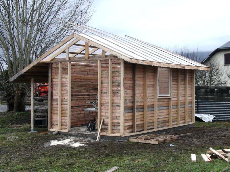 Abri De Jardin Fait Maison Plan Abri De Jardin Fait Maison
