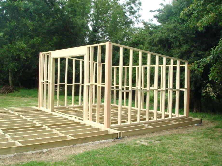 Abris De Jardin Fait Maison Plan Abri De Jardin Fait