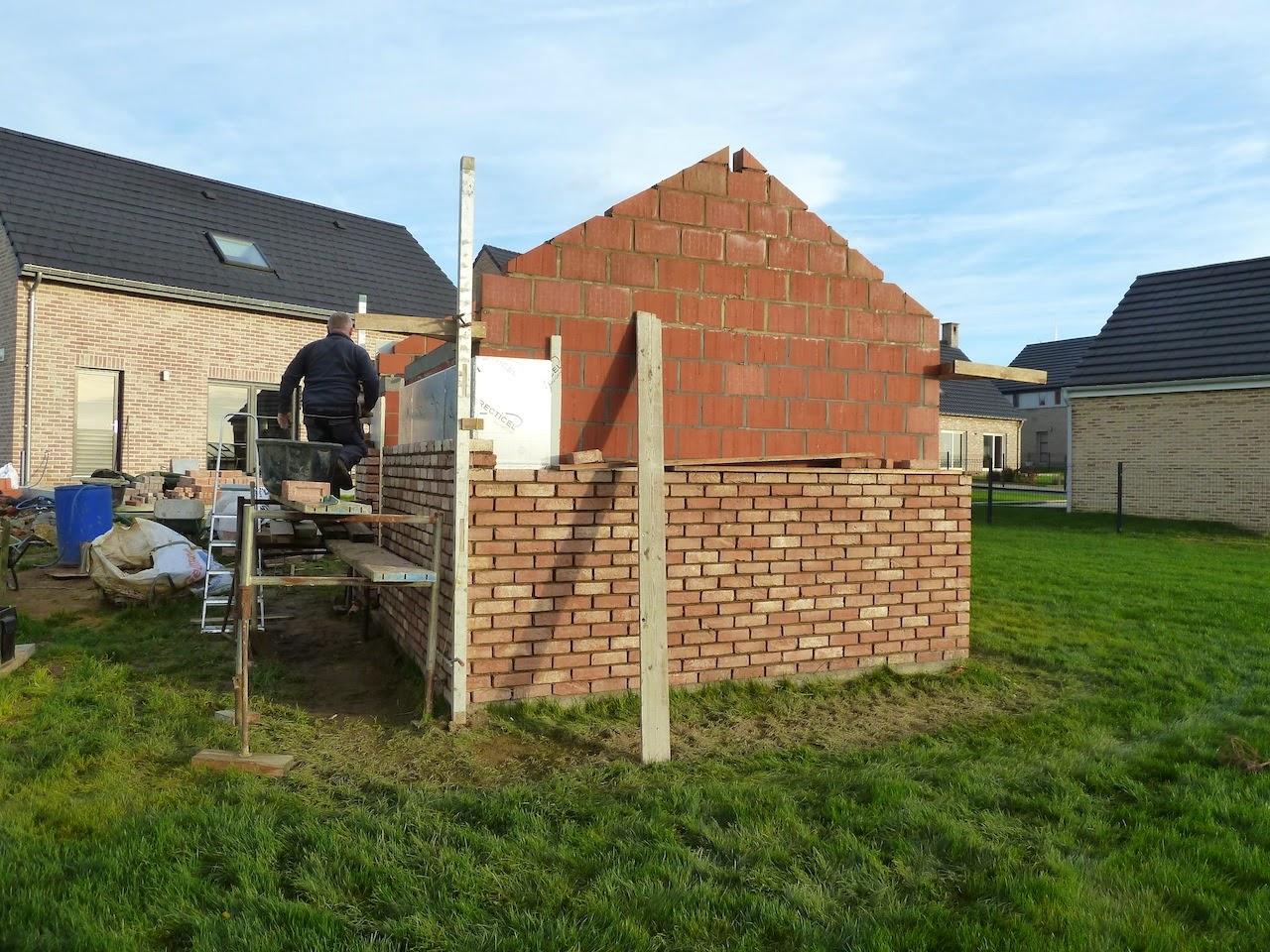 La Construction de notre Maison Abri de Jardin