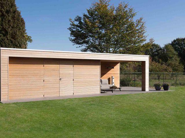 Abri De Jardin Sur Mesure Veranclassic Abri De Jardin Moderne Sur Mesure