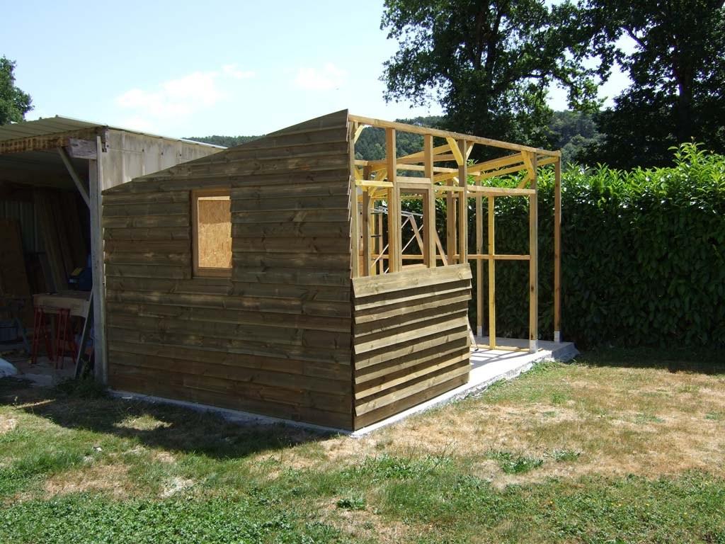 Construire Abri De Jardin Monopente Élégant Gallery
