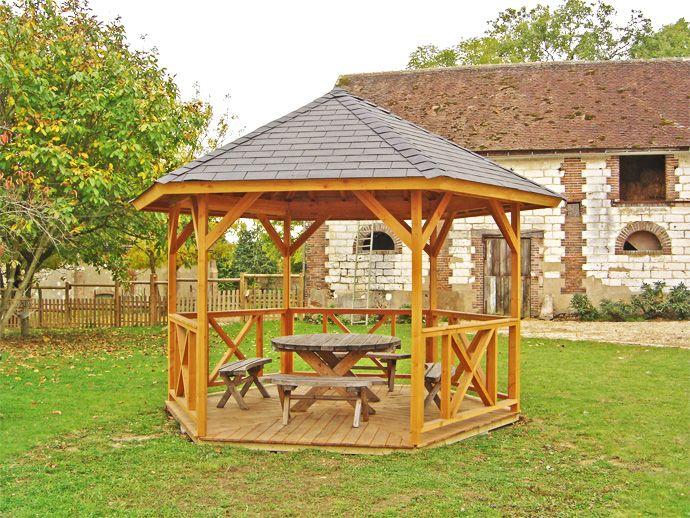 Abri Jardin Ouvert 39 Best Kiosque De Jardin Images On Pinterest