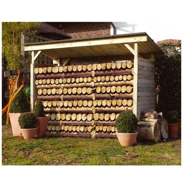 Abri de rangement en bois Vermont modèle 3 m² Achat