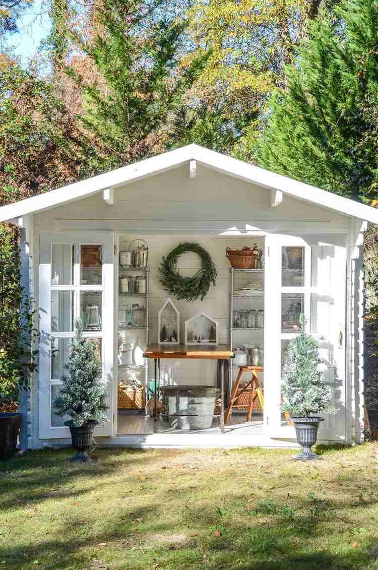 Abri Jardin Ouvert