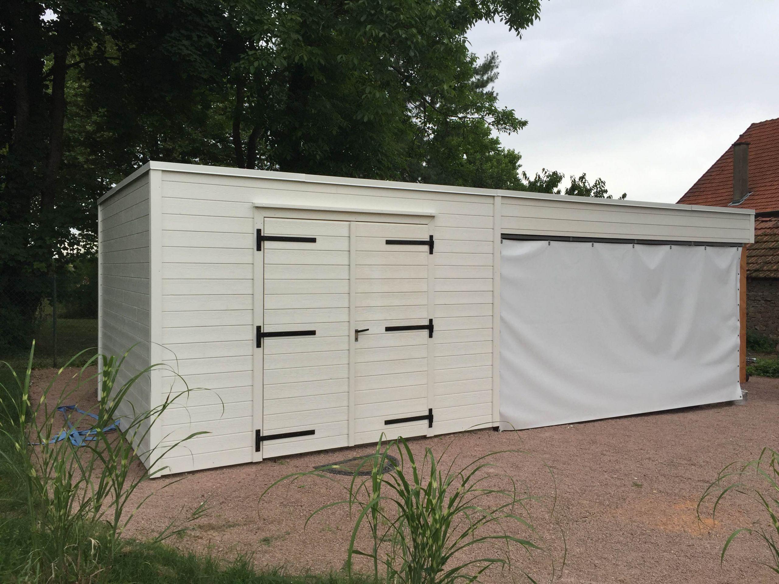 Abris de jardin NORDI BOIS Construction maisons madrier
