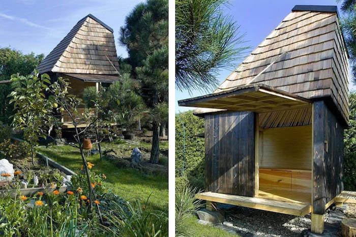 Le top des ABRIS de Jardin – 45 idées design Archzine