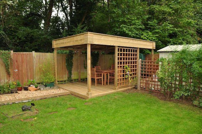Abri Jardin Ouvert Le top Des Abris De Jardin – 45 Idées Design
