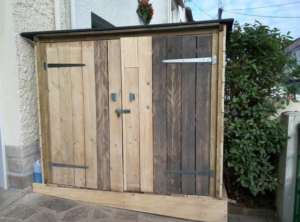 Fabriquer un abri de jardin soi même et sur mesure pour