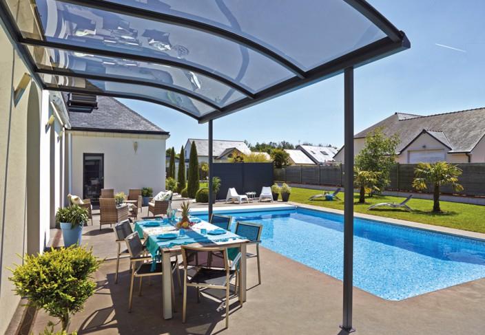 Abri terrasse design