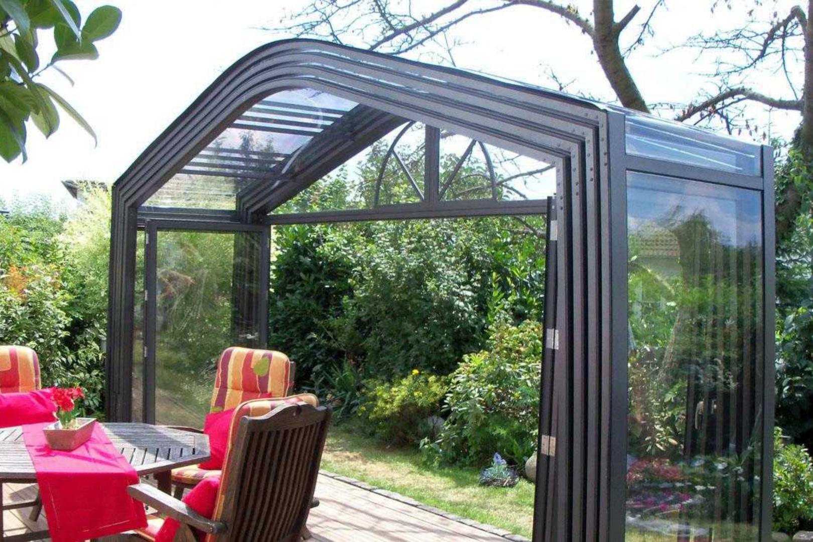 Abri Veranda Pour Spa abri terrasse coulissant abri terrasse fixe et coulissant