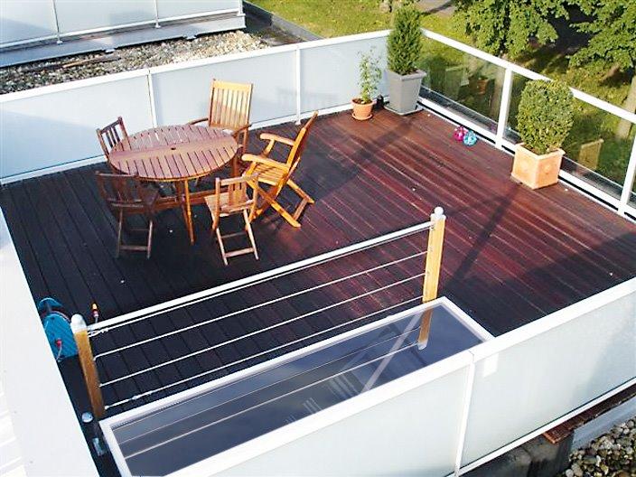 Acces toit Terrasse Gorter Présente Une Nouvelle Trappe De toit Vitrée Gorter