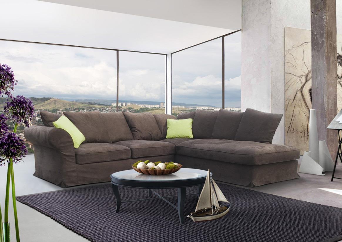 Acheter votre canapé d angle confortable avec accoudoir