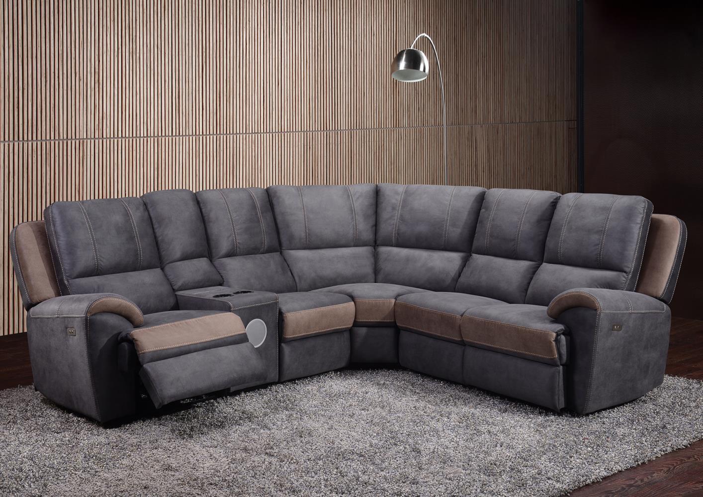 Acheter votre grand canapé d angle avec relax en