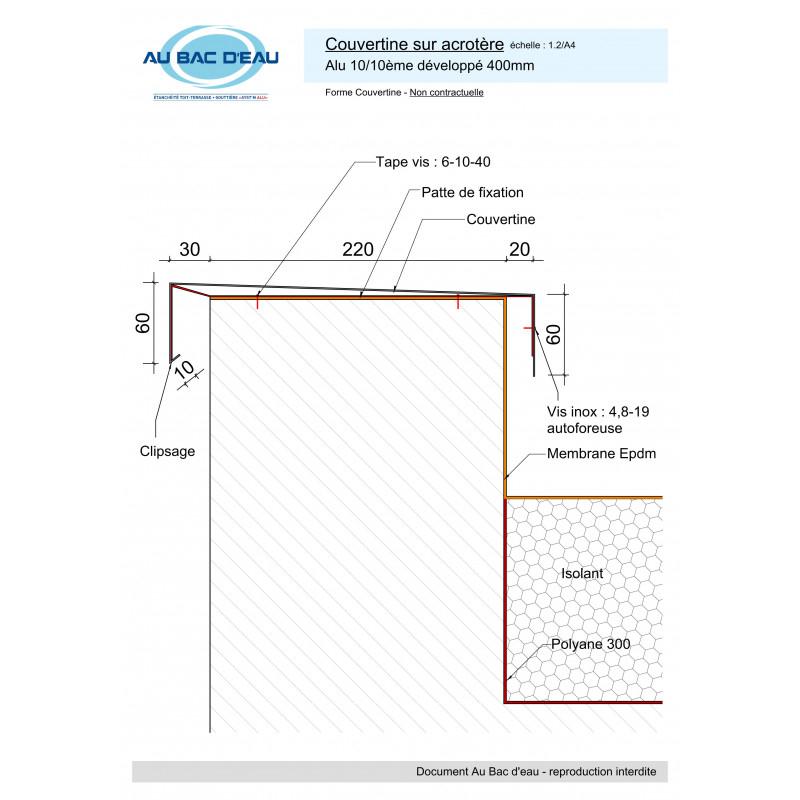Acrotère toiture Terrasse Gard Tanchit Spcialiste Et isolation Dans Le Pour - Idees Conception ...
