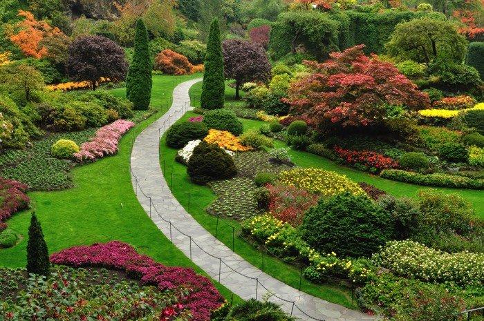 Deco Allee Jardin KR63