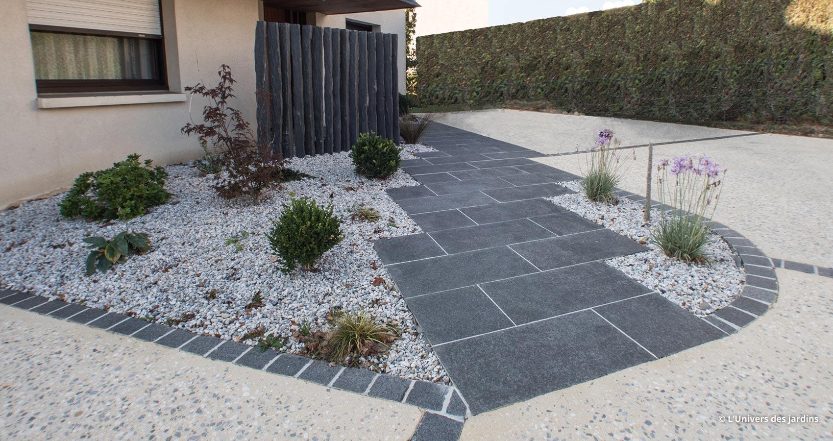 Nos conseils pour embellir vos circulations & allées de jardin
