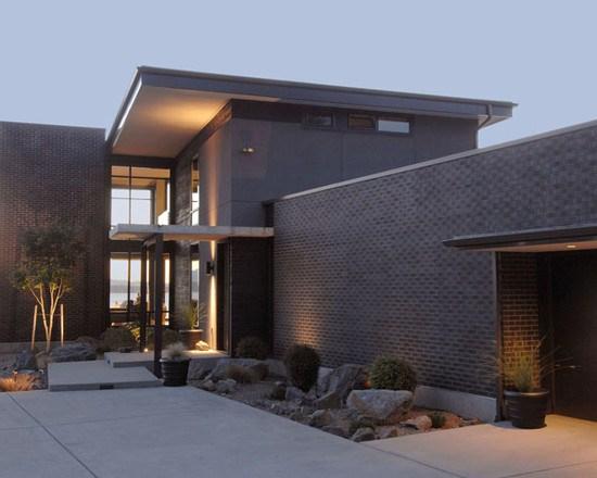 Idée aménagement exterieur entree maison