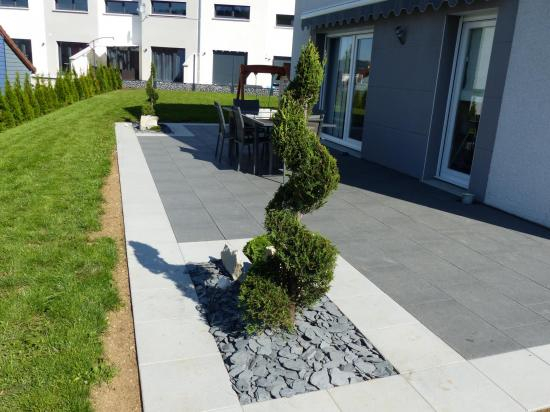 Idée aménagement exterieur maison neuve