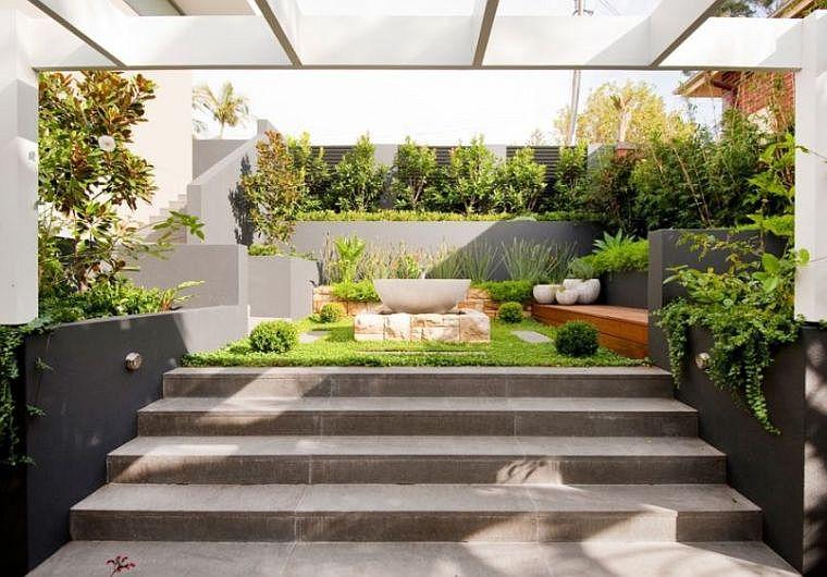 Aménagement Jardin En Pente Aménagement Jardin En Pente Terrassement Mission Possible