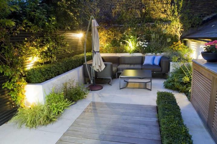 25 idées pour aménager et décorer un petit jardin