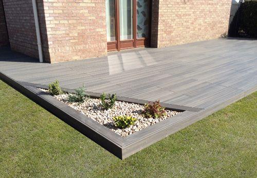 Aménagement jardin modification terrasse terrasse en