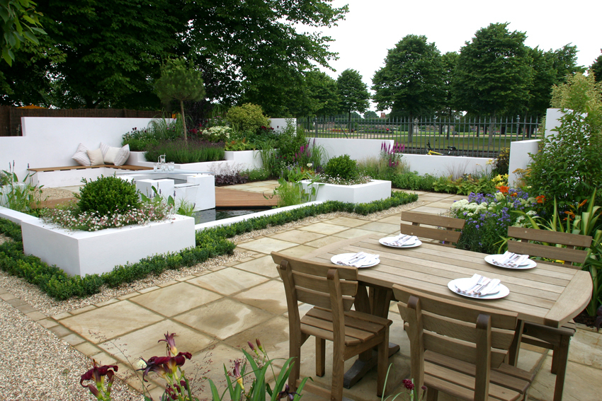 Aménagement Jardin Terrasse Concept
