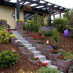 Aménager Un Jardin En Pente Aménagement Jardin En Pente –astuces Pour Apprivoiser Le