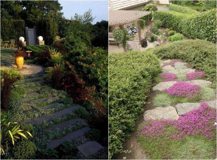 Aménager Un Jardin En Pente Aménager son Jardin En Pente Conseils Pratiques Et Photos