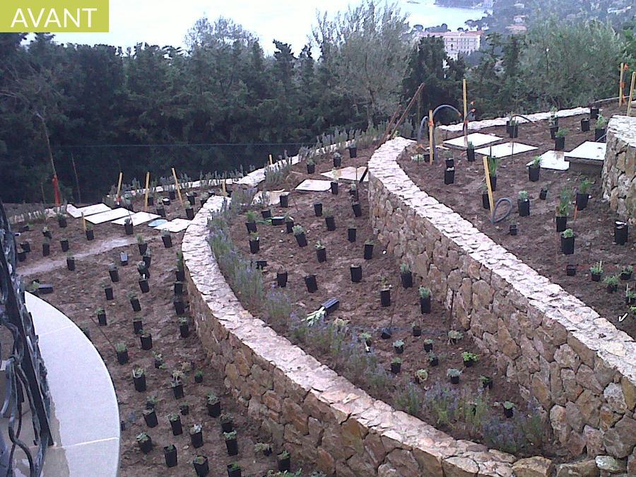 Aménager un jardin en terrasses Détente Jardin