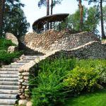 Aménager Un Jardin En Pente Jardin En Pente Moderne Idées Et Conseils En 25 Photos