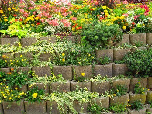 Aménager Un Jardin En Pente Les Terrains En Pente Plusieurs solutions