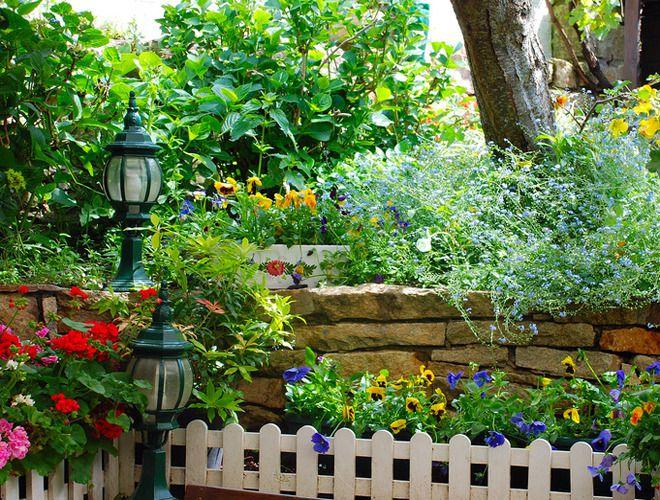 ment faire un jardin en pente