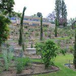 Aménager Un Jardin En Pente Un Jardin Légèrement En Pente