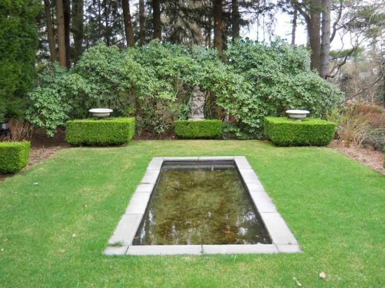 Aménager Un Jardin Rectangulaire Ment Amenager Un Jardin Rectangulaire 4 Ment