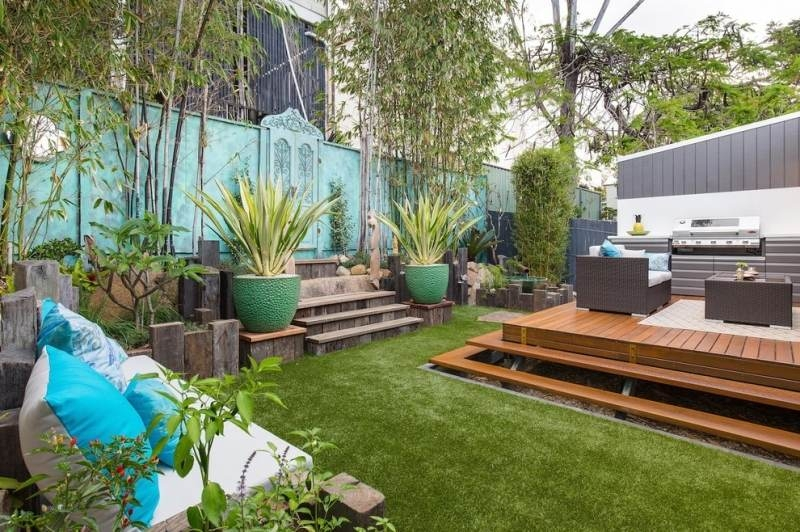 Aménager un jardin de 100m2 akabi