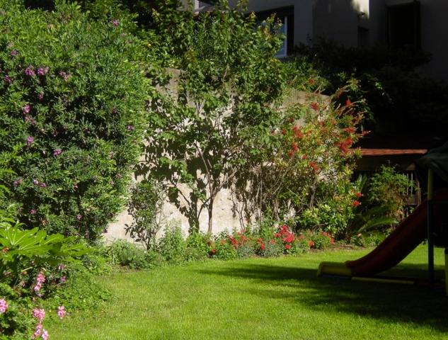 Aménager un jardin en longueur conseils astuces idées